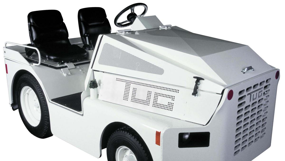 tug technologies sold to e-z-go