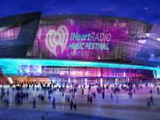 Artist's rendering of the proposed Las Vegas arena to be built by AEG and MGM Resorts International.