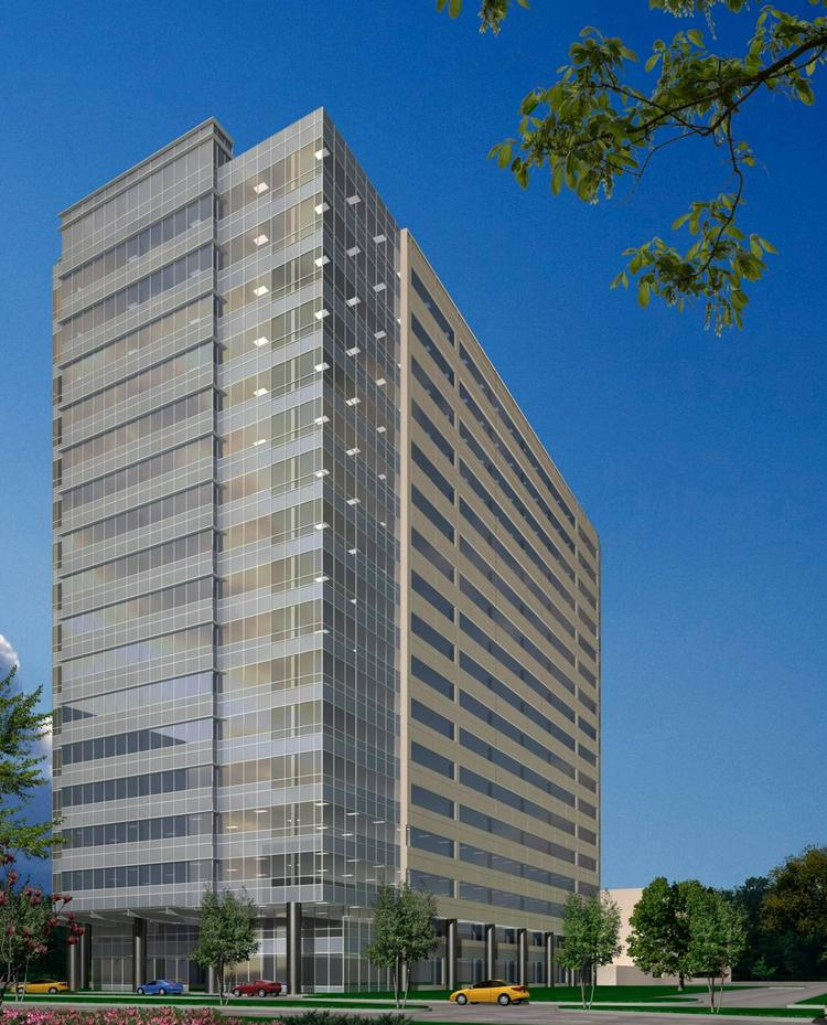 Paris-based Technip signed a lease inside Mac Haik's Energy Tower III, bringing the building to 100 percent occupancy.