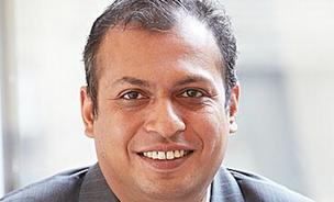 Anand Subramanian, founder and CEO of NImple TV