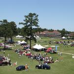 Pinehurst goes back in time with eclectic car show