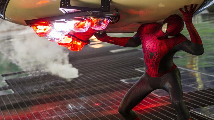 """The Amazing Spider-Man 2"" added an estimated $116 million from international markets, where it's been rolling out for three weekends now, for $277.0 million total overseas and $369.0 million worldwide."