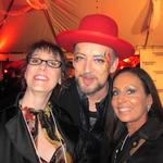 Yes, Boy George, I tumbled for you