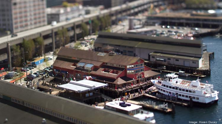 Pier 55, built in 1902, survives today and is the Seattle terminal for Argosy Cruises. Argosy Cruises is determined to continue operating during seawall construction, but will have to move its operations.