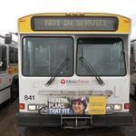 Wilder Foundation converting retired Metro Transit bus into mobile grocery store