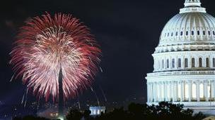 What's a capital Fourth without fireworks?