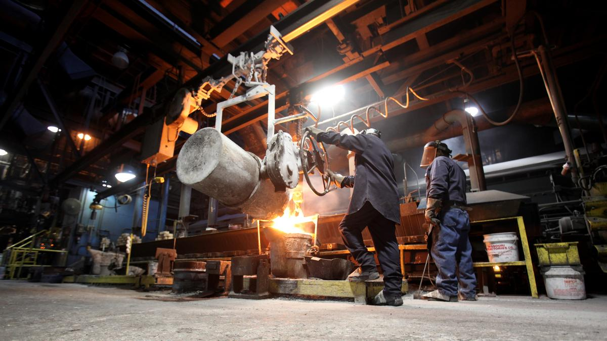 Brillion Iron Works Sold, Joins Foundry Group That
