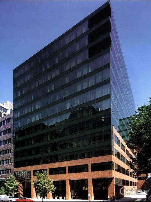 The Pew Research Center has renewed and expanded its headquarters at 1615 L St. NW