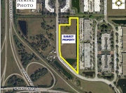 Sentinel Real Estate Corp. wants to build a new speculative office building, possibly for use by a call center, near the intersection of West Sand Lake Road and South Kirkman Road.