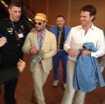 Churchill Downs tells Denver Broncos' Wes Welker to keep those 100s