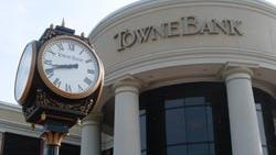 Virginia-based TowneBank is expanding its insurance operations in North Carolina.
