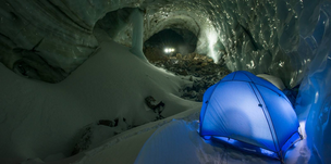 The Sandy Glacier Ice Caves on Mt. Hood are among the 1,000+ adventures detailed by Outdoor Project. Click through the gallery for a look at other Oregon destinations profiled on the site.