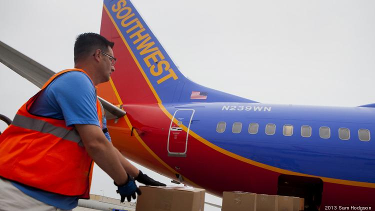 Southwest has introduced mobile boarding passes at Chicago's Midway Airport.