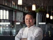 Chef Charles Phan of the Slanted Door.