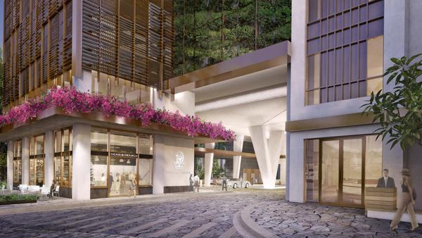 Ritz Carlton Residences Project In Waikiki Will Include A Grocery Store    Pacific Business News