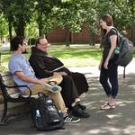 Siena College focused on mission during leadership transition