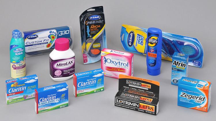 Some of the Merck & Co. products that are part of the $14 billion deal with Merck & Co.