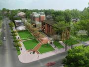 Louisville-based De Leon & Primmer Architecture Workshop PLLC designed the new facility, which will be named the Owsley Brown II History Center, after the former chairman and CEO of Brown-Forman Corp.
