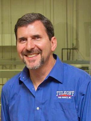 Philip Tulkoff, president of Tulkoff Food Products Inc., says he is enjoying the co-packing part of the business where the company manufactures others' sauces and condiments. He likes the variety of products and packaging.