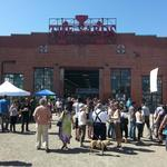 Rail Yards Market draws thousands; will it accelerate development?