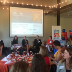 'Community building happens at the speed of trust' and other thoughts from Give STL Day luncheon