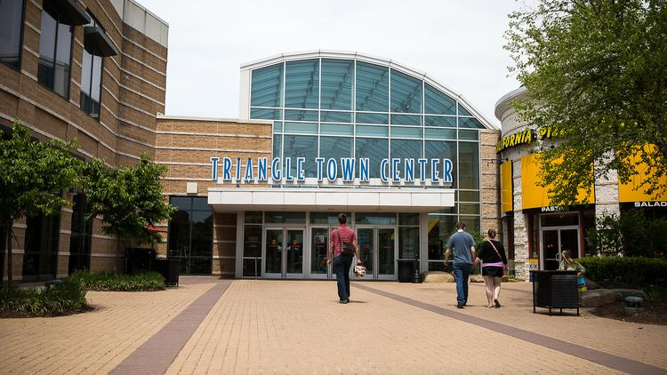Golden Triangle Mall is located in Denton, Texas and offers 97 stores - Scroll down for Golden Triangle Mall shopping information: store list (directory), locations, mall hours, contact and address. Address and locations: IE South, Denton, Texas - TX /5(4).