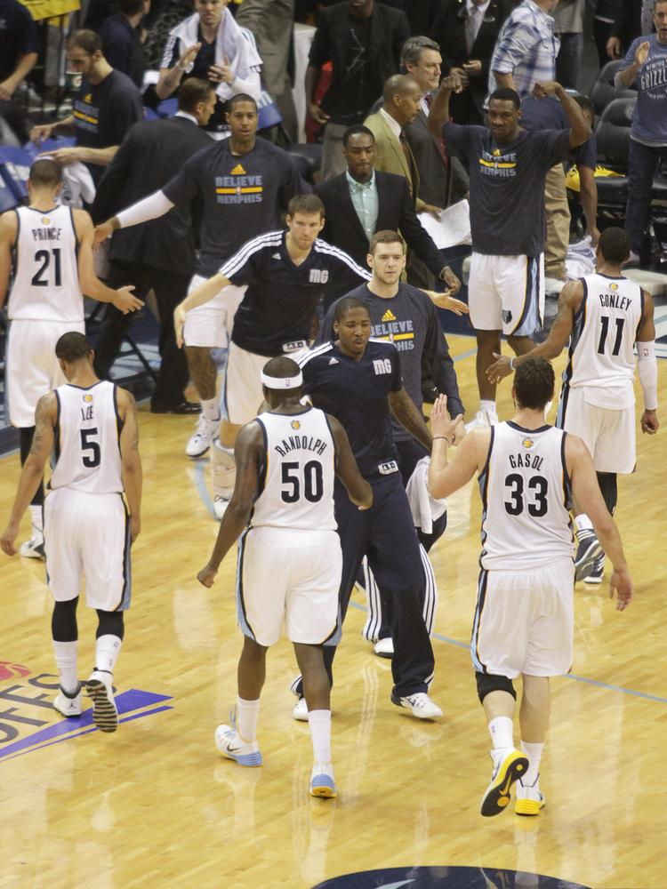 The Grizzlies will have a direct ownership of the Iowa Energy this coming season