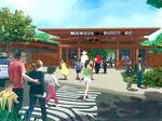 County Zoo plans June opening for new western entrance, parking lot