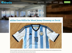 Why Chirpify is excited Amazon and Twitter stole its hashtag-to-purchase idea