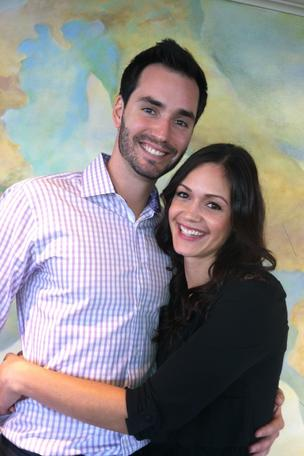 , 'Bachelorette' Desiree Hartsock and Chris Siegfried make plans