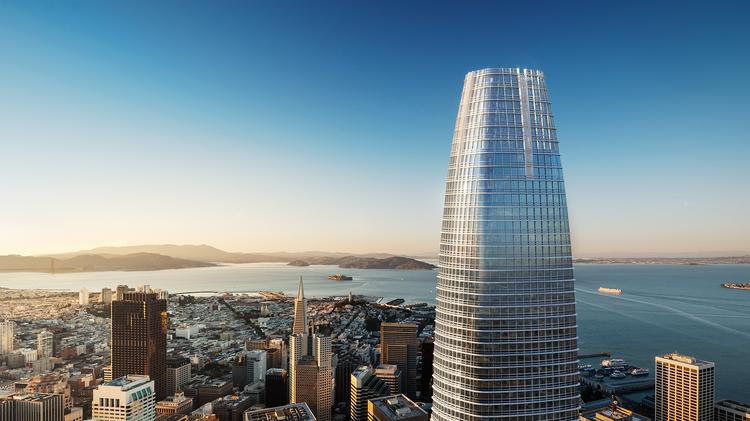 The decision for Salesforce to expand into the future Salesforce Tower is another example of how real estate, jobs and tech intertwine.