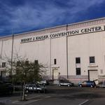 Oakland seeks developers to rehab Kaiser Convention Center into event, entertainment space