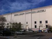 The 215,000-square-foot building, which is situated near the Oakland Museum of California and Laney College, includes a 45,000-square-foot arena, the 1,900-seat Calvin Simmons Theater, two banquet rooms, a ballroom, a lobby and a basement.