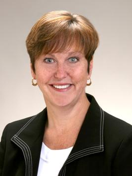 Diane Smith Faubion is the executive vice president of the 1st National Bank of Scotia.