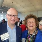 100-plus CEOs gather, swap tales, laud fast-growing Silicon Valley firms