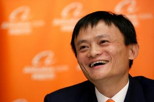 Alibaba founder Jack Ma, a former schoolteacher turned Internet billionaire, is considered a Steve Jobs-level business figure in China.