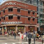 The Boston Public Market is searching for new vendors