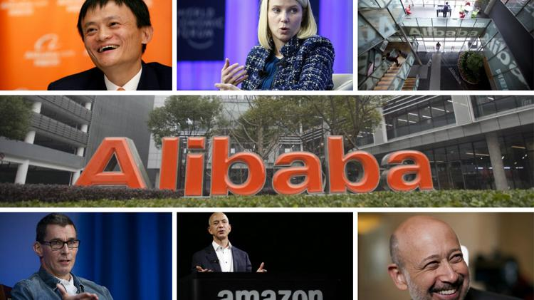 Alibaba has filed the paperwork for what could be the largest U.S. Internet initial public offering ever, with plans to raise $1 billion, a figure that many see as a low-ball placeholder. Analysts have said the IPO could bring in more than the $16 billion Facebook raised in 2012.  With the massive size of the offering on one of the U.S. stock exchanges (we don't know which yet), here's a look at the companies that stand to benefit or lose as a result.