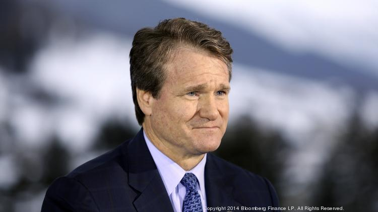Brian Moynihan, president and chief executive of Bank of America Corp.