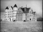 Treat Hall is seen as it appeared when it was Colorado Women's College in 1920. The building is the centerpiece of a $30 million renovation that Johnson & Wales University launched on May 7, 2014.