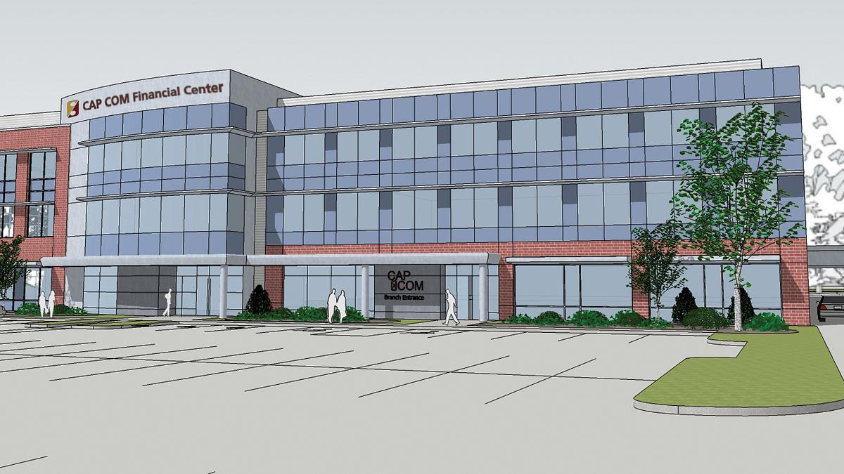 New CAP COM Federal Credit Union headquarters in Colonie NY