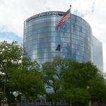 Maple Avenue high-rise tower sells for $64.2M at foreclosure auction