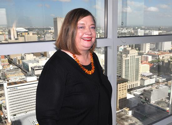 'The more we encourage people to ditch their cars in favor of public transportation, the better off downtown Miami will be,' Miami DDA Executive Director Alyce Robertson says.
