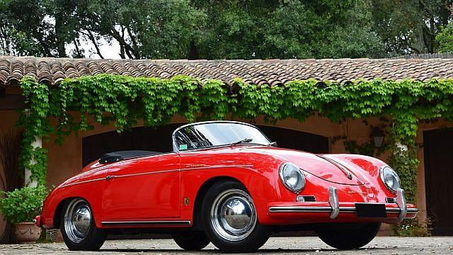 This 1956 Porsche 356 Speedster A 1600 sold through the Invaluable Platform for $191,719 in June 2013 by auction house Artcurial – Briest – Poulain – F. Tajan based in Paris. Invaluable has seen a surge of interest among collectors and auction houses alike since rebranding and launching a new website last year.