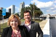 Jody Knouse Poland and Kevin Poland, copreneurs with The Renaissance Group.