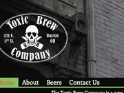 Toxic Brew Company 431 E. Fifth St. in the Oregon District Filed for its liquor license and hopes to be open in June, after construction is complete, provided it has brewed enough beer to sell to the public.