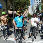 More San Francisco businesses bike to work
