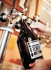 Yellow Springs Brewery 305 N. Walnut St. in Yellow Springs Open Thursday and Friday from 3 p.m. to 9 p.m. and Saturday from 1 p.m. to 9 p.m. and Sunday from 1 p.m. to 5 p.m.