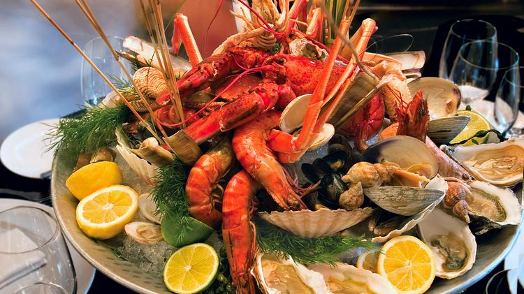 The Seafood City Stroll will be held Thursday.