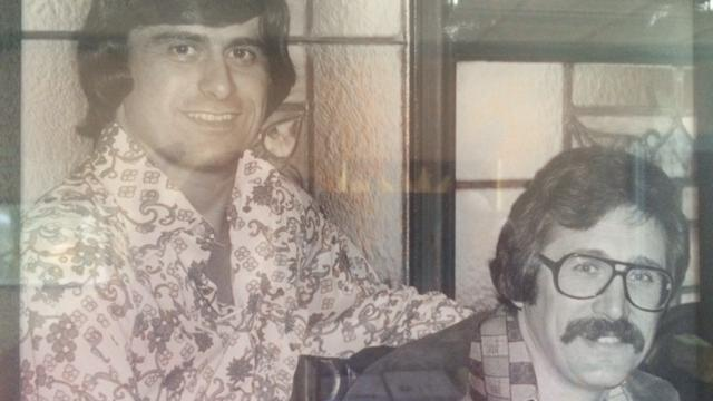 Co-owners Kim Tucci and Joe Fresta in the 1970s.